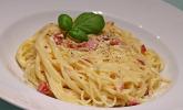 Platz 29: Sayas leichte Spaghetti Carbonara