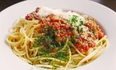 Platz 19: Die echte Sauce Bolognese