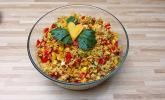 Platz 9: Couscous - Salat lecker würzig