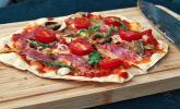 Platz 3: Italienischer Pizzateig