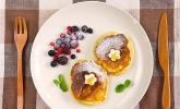 Platz 1: Pfannenkuchen / Pfannkuchen / Pfannekuchen / Eierkuchen