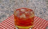 Amaretto mit Ginger Ale