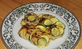 Zucchini - Brot - Auflauf