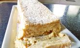 Apfelkuchen mit Polenta