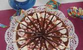 Mikado Torte mit Ananas