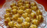 Croissant - gefüllt mit Nüssen