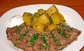 Tellerfleisch mit Bouillonkartoffeln aus dem Slow Cooker