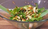 Beilage: Asiatischer Pak Choi - Salat