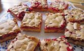 Johannisbeer-Baiser-Kuchen vom Blech