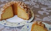 Tequila - Orange - Kuchen mit Zimt