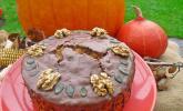 Sannes Kürbis - Rührkuchen