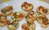 Tomaten - Bruschetta