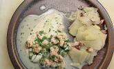 Maischolle mit Kohlrabi