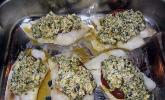 Scholle mit Kräuterkruste