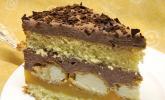 Orangen-Schokoladen Torte