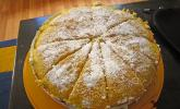 Himbeer-Sahne-Quark-Torte mit Miniwindbeuteln
