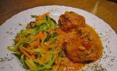 Julienne - Gemüse á la Uschi