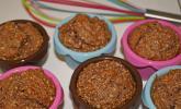 Vegane Cranberry-Kokos Muffins