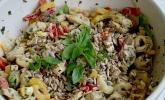 Tortelloni - Paprika - Salat