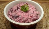 Ungewöhnlicher Rote - Bete - Salat