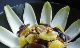 Dattel-Orangen-Salat mit Espresso-Vinaigrette