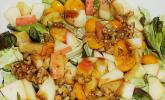 Eichblattsalat mit Physalis