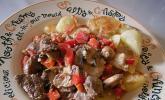 Kartoffel - Gyros - Auflauf