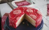 Erdbeer - Maracuja - Torte
