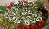 Zucchini - Röllchen