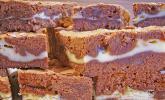 Cheesecake - Brownies