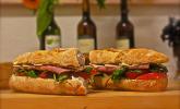 Fitness Sandwich