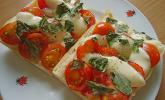 Tomate - Mozzarella Toast