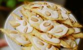 Erdnuss - Baiser - Plätzchen