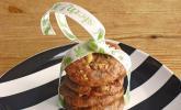 Schoko-Cookies mit Erdnuss