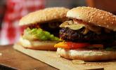 Exotischer Burger