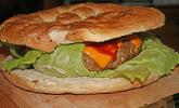 Chuck Norris Burger