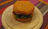 Kabeljau - Burger