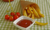 Selbstgemachtes Ketchup