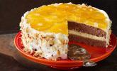 Orangen - Schoko - Torte