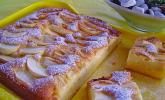 Platz 32: Apfelkuchen schnell und fein