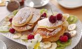 Platz 21: Amerikanische Pancakes
