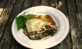 Löwenzahn-Brennnessel-Lasagne