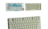 Eiswürfelform Tastatur
