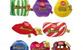Candy Crush Mini Plüschis