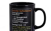 Epischer Kaffeebecher