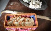 Vier-Saaten-Eiweißbrot