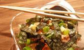 Sakegohan - japanischer Lachsreis mit Nori