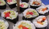 Sushi mit Tofu
