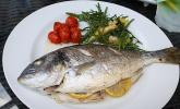 Kräuterfisch vom Grill