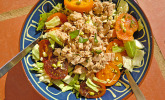 krümeltigers Tomaten-Spitzkohl-Salat